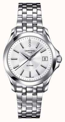 Certina Damen Ds Prime Diamant Uhr C0042101103600