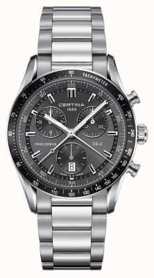 Certina Mens ds-2 Precidrive Chronograph Uhr C0244471108100