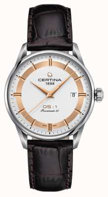 Certina Herren ds-1 powermatic 80 Himalaya Special Edition Uhr C0298071603160