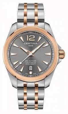 Certina Mens ds Aktion Chronometer zu sehen C0328512208700