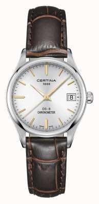 Certina Damen ds-8 Quartz Chronometer Uhr C0332511603101