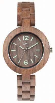 WeWood Mimosennuss | Holzarmband | Holz Gesicht | 70205700