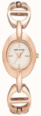 Anne Klein Womens Teri Rose Goldton AK/N3122RGRG