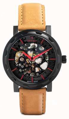 Weird Ape Kolt automatisches Leder aus Wildleder schwarz ip case WA02-005504