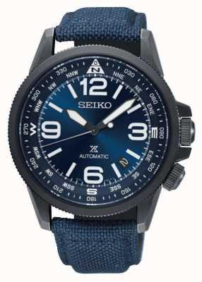 Seiko Herren Prospex Land automatische Nylonband Uhr SRPC31K1