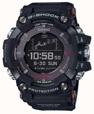 Casio G-Shock Rangier GPS Position Solar wiederaufladbar GPR-B1000-1ER