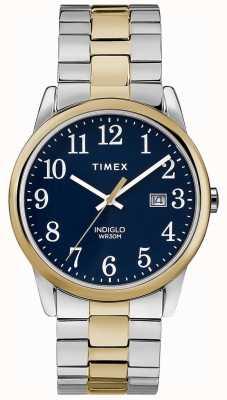 Timex Herren 38mm Expedition Band zweifarbig Edelstahlarmband TW2R58500