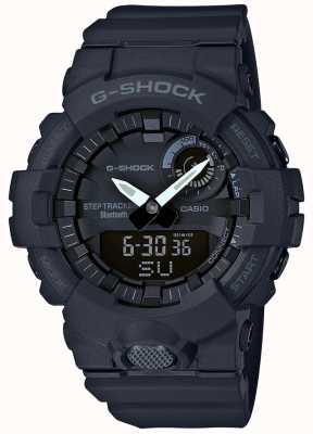 Casio G-Shock Bluetooth Fitness Schritt Tracker schwarz GBA-800-1AER
