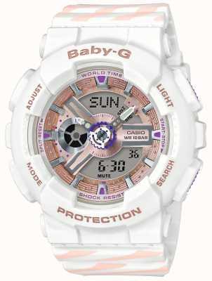 Casio Baby-g chance Alarm Chronograph BA-110CH-7AER