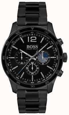 Hugo Boss Herrenchronograph mit Eisenarmband 1513528