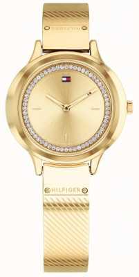 Tommy Hilfiger Olivia Goldton Uhr für Damen 1781910