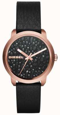 Diesel Womens Fackel Felsen Lederband DZ5520