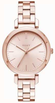 DKNY Ellington-Armband aus Edelstahl für Damen NY2584