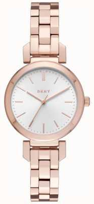 DKNY Ellington-Armband aus Edelstahl für Damen NY2593