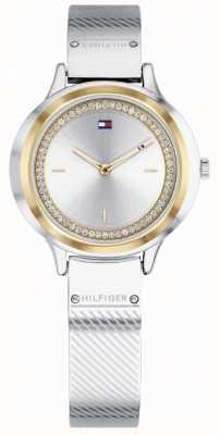 Tommy Hilfiger Olivia Uhr aus Edelstahl für Damen 1781912
