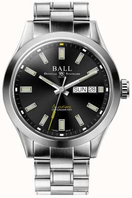 Ball Watch Company Limited Edition Ingenieur iii Ausdauer 1917 Classic 40mm NM2182C-S4C-BK