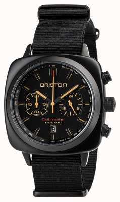 Briston Clubmaster Sport schwarz matt 18142.PBAM.BS.4.NB