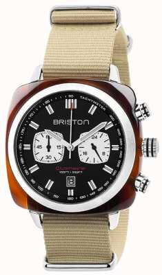 Briston Clubmaster Sportsafari-Armband 18142.PBAM.TSS.5.NK