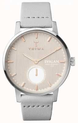 Triwa Womens blush svalan hellgrau super schlank TR.SVST102-SS111512