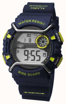Limit Sport blau digital 5946