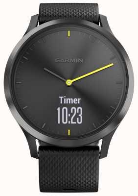 Garmin Vivomove hr Activity Tracker mit schwarzen, gelben Akzenten 010-01850-01