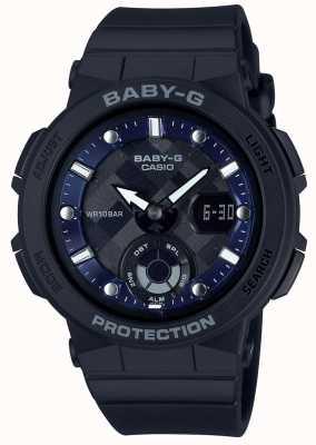 Casio Baby-g schwarzer Gurtstrandreisender BGA-250-1AER