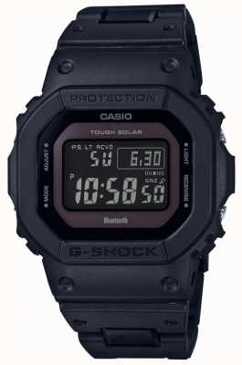 Casio G-Shock Bluetooth-Radio-Composite-Band schwarz GW-B5600BC-1BER