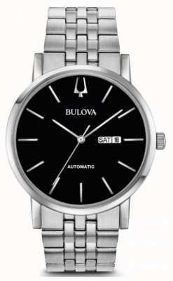 Bulova Automatische Uhr des amerikanischen Klippers der Männer 96C132