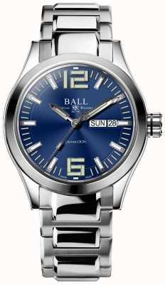 Ball Watch Company Engineer iii König blau Zifferblatt aus Edelstahl NM2026C-S12A-BE