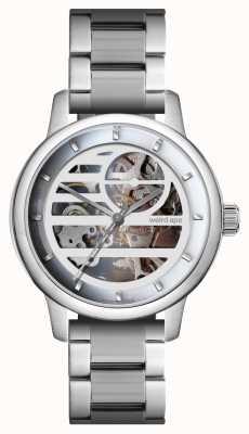 Weird Ape Rosalind Weiss Silber / Silber Armband WA02-005833