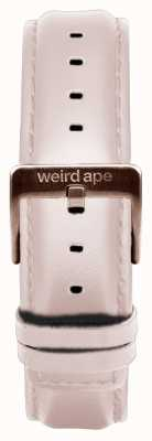 Weird Ape Nude Leder 16mm Band Roségold Schnalle ST01-000034