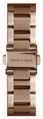 Weird Ape Roségold Link 16mm Armband ST01-000043