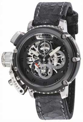 U-Boat Mens Chimera 46 stsinless Stahlskelett Limited Edition 8028