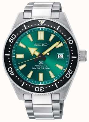 Seiko Prospex grün Limited Edition Taucher 200m Automatikstahl SPB081J1