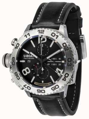 U-Boat Classico Doppiotempo 46 Chronograph Edelstahl 9016