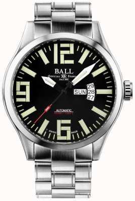 Ball Watch Company Engineer Master ii Flieger automatische Tag- und Datumsanzeige NM1080C-S14A-BK