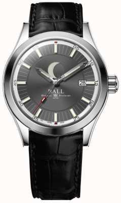 Ball Watch Company Engineer ii Mondphase Datumsanzeige graues Zifferblatt NM2282C-LLJ-GY