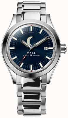 Ball Watch Company Engineer II Mondphase Datumsanzeige Edelstahlarmband NM2282C-SJ-BE