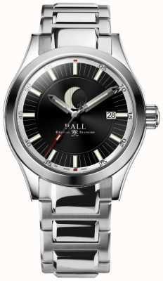 Ball Watch Company Engineer II Mondphase Datumsanzeige Edelstahlarmband NM2282C-SJ-BK