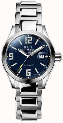 Ball Watch Company Engineer iii Legende automatische blaue Zifferblatt Datumsanzeige NL1026C-S4A-BEGR