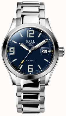 Ball Watch Company Engineer iii Legende automatische blaue Zifferblatt Tag und Datum anzuzeigen NM2126C-S3A-BEGR