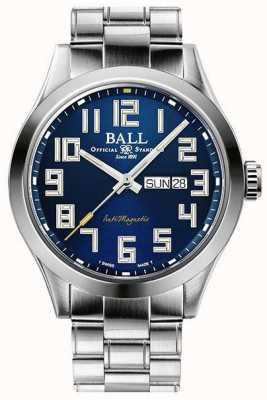 Ball Watch Company Engineer iii Sternenlicht blau Zifferblatt Edelstahl limitierte Auflage NM2182C-S9-BE3