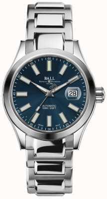Ball Watch Company Engineer ii marightight automatische blaue Zifferblatt Datumsanzeige NM2026C-S6-BE