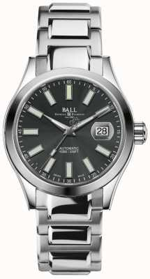 Ball Watch Company Engineer II Marvelight automatische graue Datumsanzeige NM2026C-S6-GY