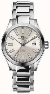 Ball Watch Company Engineer II Marvelight automatische Anzeige des Champagner-Zifferblatts NM2026C-S6-SL