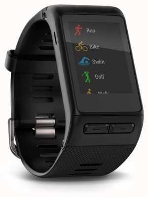 Garmin Vivoactive Smartwatch hr schwarz eingebaut in Pulsmesser 010-01605-00