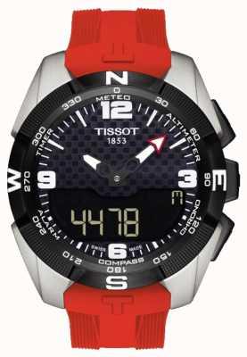 Tissot T-Touch Expert Solar Titan Alarm Chronograph für Herren T0914204705700