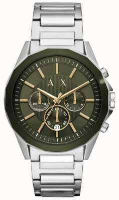 Armani Exchange Drexler Herren Chronograph Edelstahl AX2616