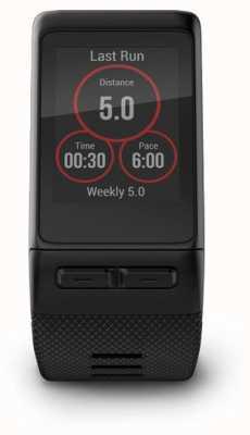 Garmin Vivoactive Smartwatch hr schwarz x-groß 010-01605-01