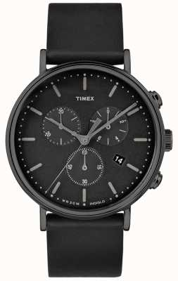 Timex Fairfield kontaktloses Bezahlen TW2T11300UK